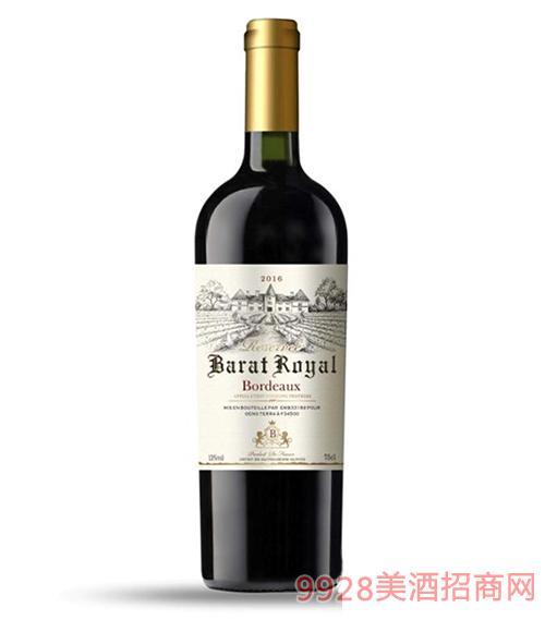 皇家格勒干�t葡萄酒