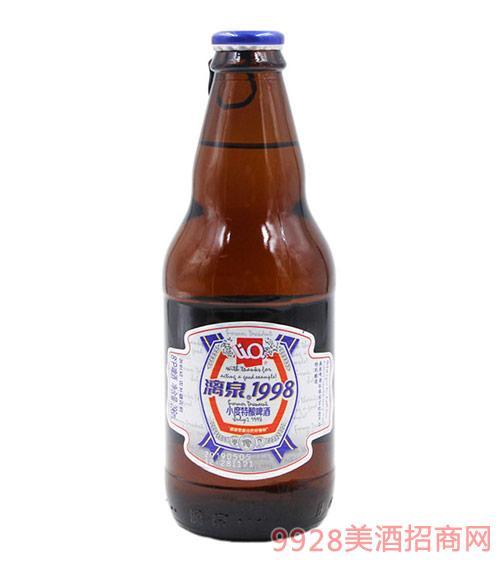 漓泉1998小度特酿啤酒296ml