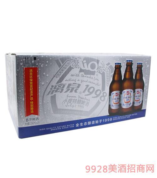漓泉1998小度特酿啤酒296mlx24