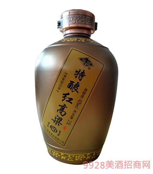佳裕特��t高粱酒30 42度2.5L