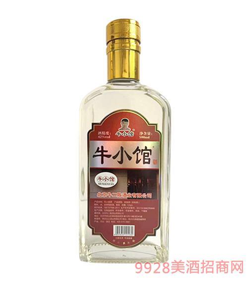 牛小�^酒42度500ml