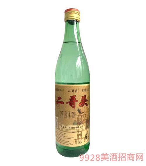 二哥�^酒52度500ml