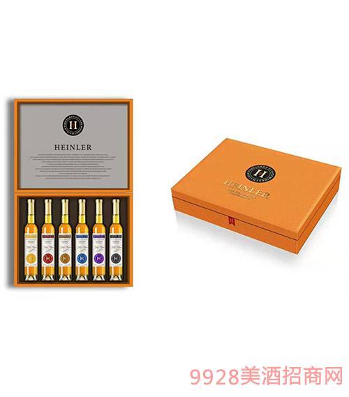 法国进口贵腐甜白葡萄酒(橘盒)13.5度375ml