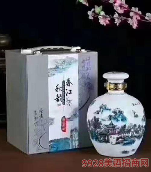 春江秋韵坛子酒
