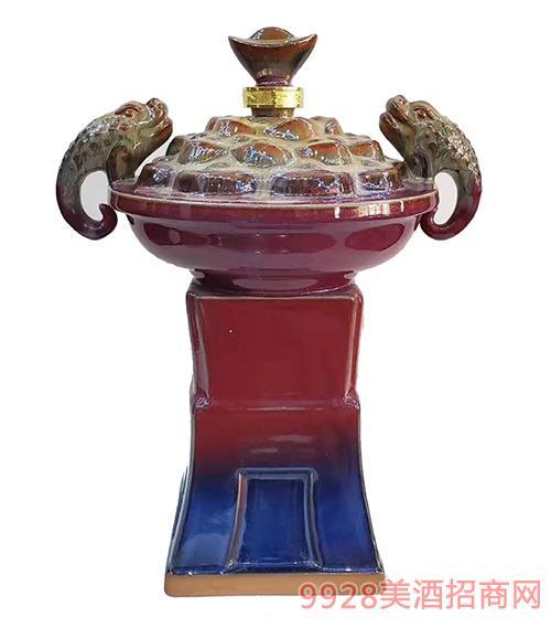 聚宝盆坛子酒5斤