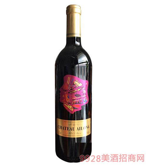艾隆酒庄慕尚干红葡萄酒