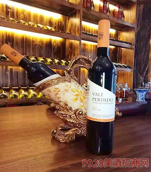 迷情山谷庄园红葡萄酒