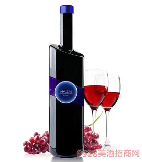 阿克詩干紅葡萄酒