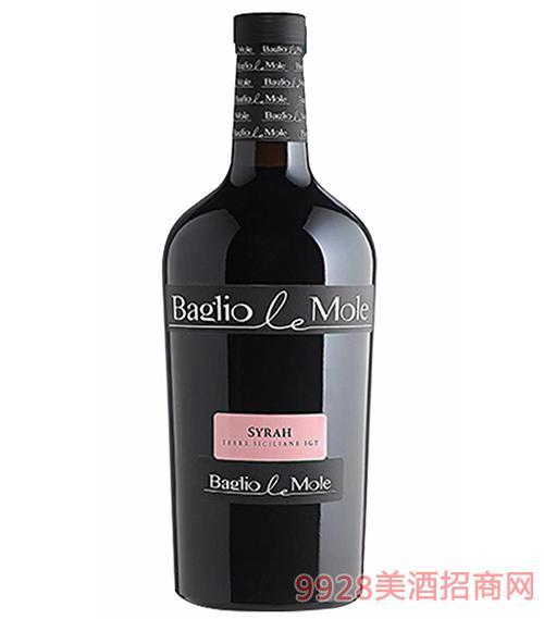 意大利柏里欧西拉干红葡萄酒