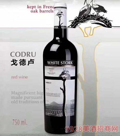 戈德盧干紅葡萄酒