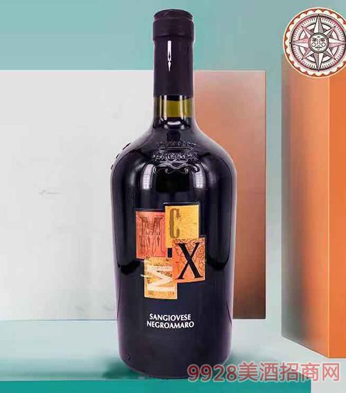 罗马1910桑娇维塞黑曼罗葡萄酒