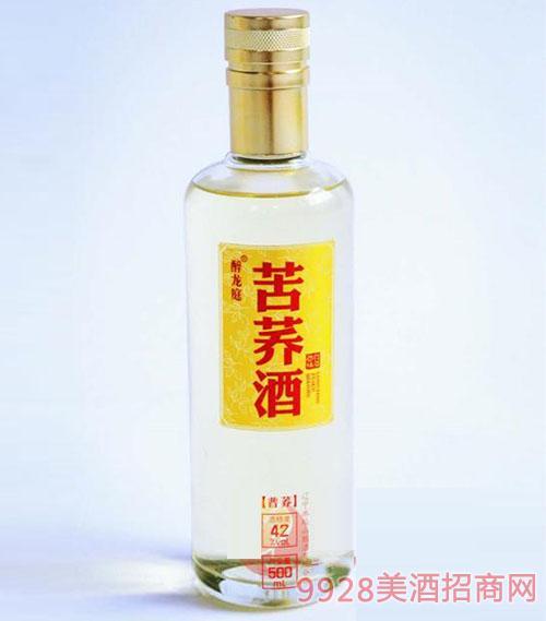 醉龍庭苦蕎酒42度500ml
