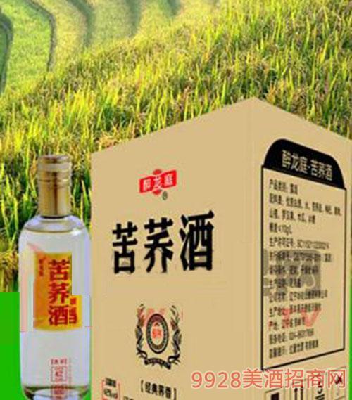 醉龙庭苦荞酒42度 500ml