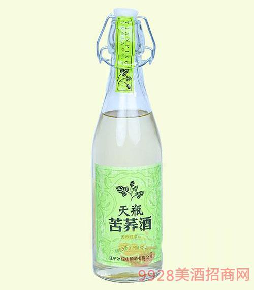 冰砬山38度天瓶苦荞酒500ml