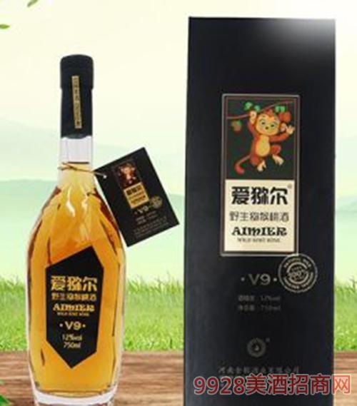 爱猕尔猕猴桃酒V9高档甘型