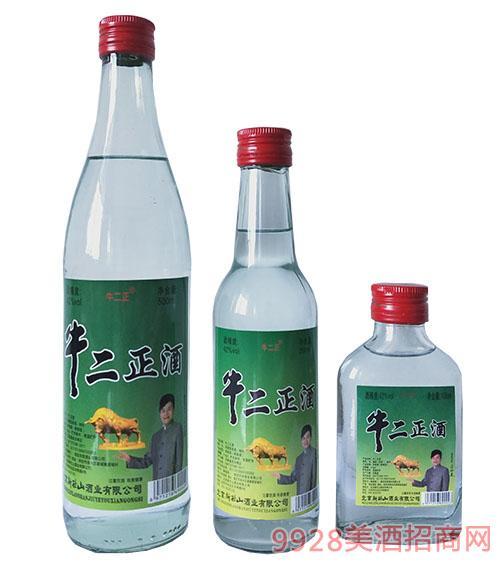 牛二正酒42度500ml