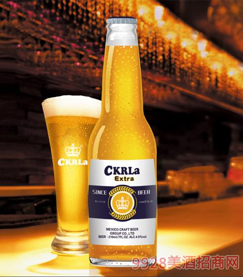 格瓦�啤酒207ml