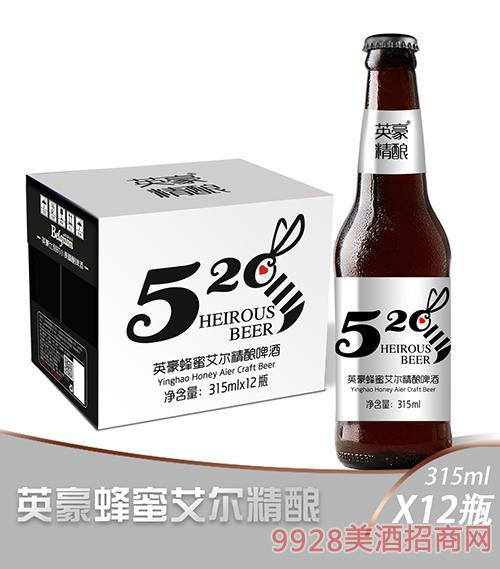 英豪蜂蜜艾��精�啤酒315mlx12瓶