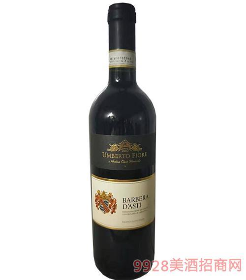 葡禾·巴贝拉干红葡萄酒