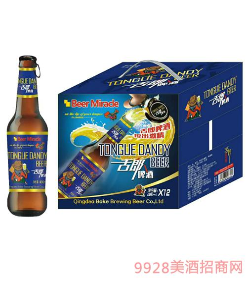 舌郎啤酒(瓶装)