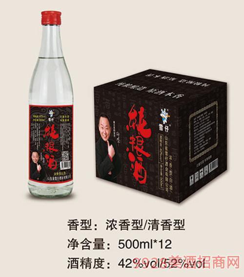 雪仔��Z酒瓶�b(黑)500mlx12