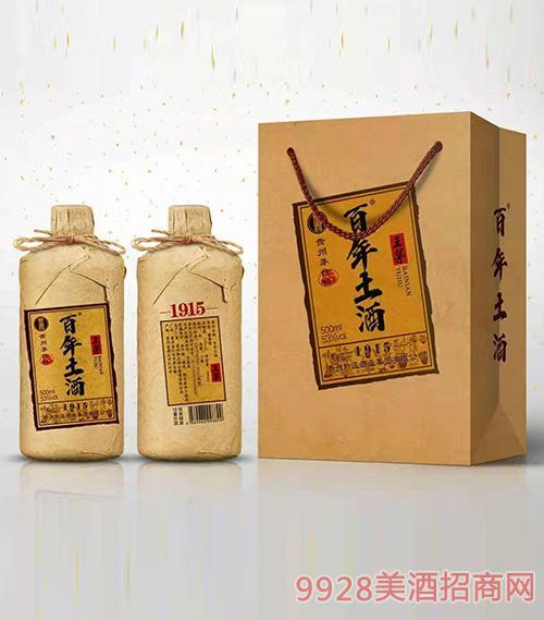 百年土酒(简庄)