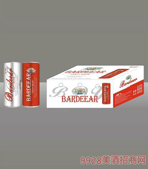 巴帝亚啤酒330ml