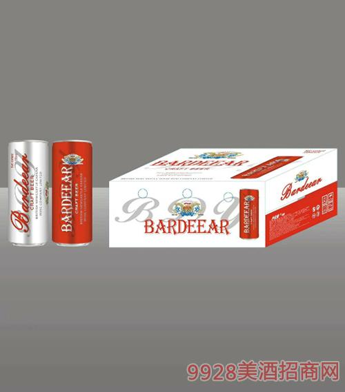 巴帝亚啤酒330ml罐装