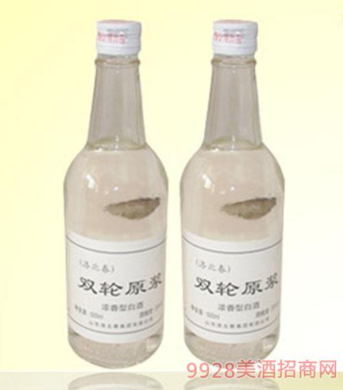 雙輪原漿酒