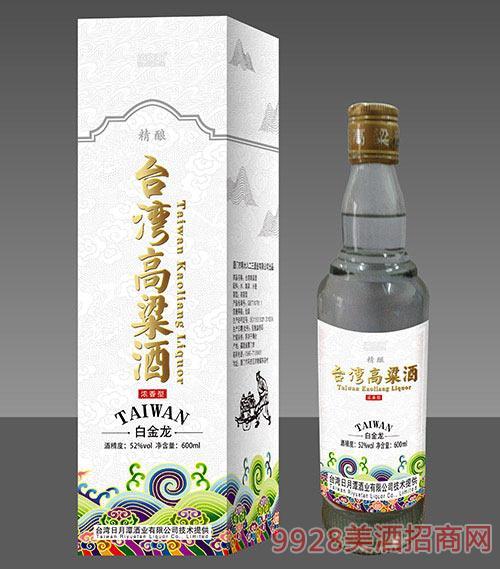 臺灣高粱酒白金龍