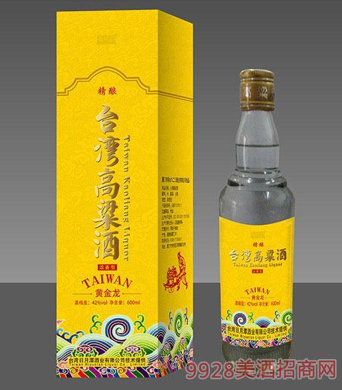 臺灣高粱酒黃金龍