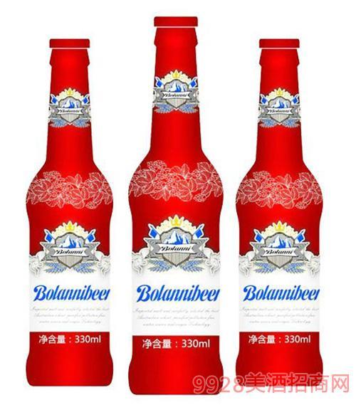 博兰妮啤酒(红)