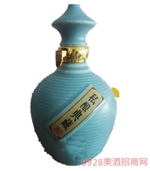 私酿典藏坛子酒500ml