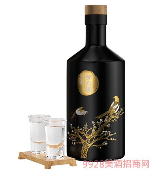 谷小酒53度醬香型白酒