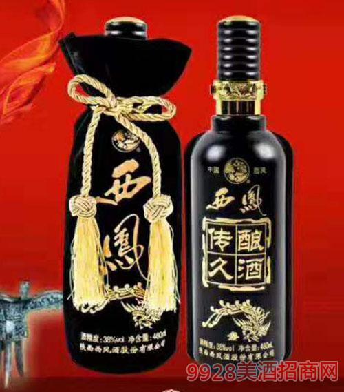 西凤传酿久酒38度460ml