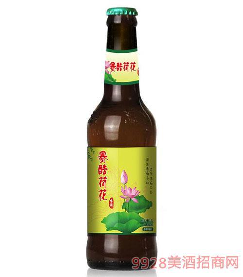 �酷荷花啤酒瓶�b