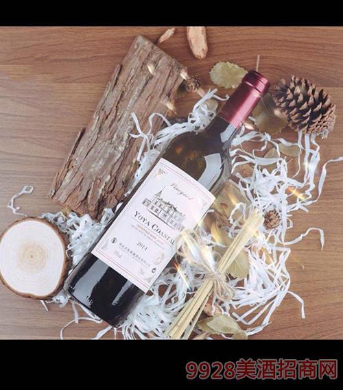 城堡干�t葡萄酒