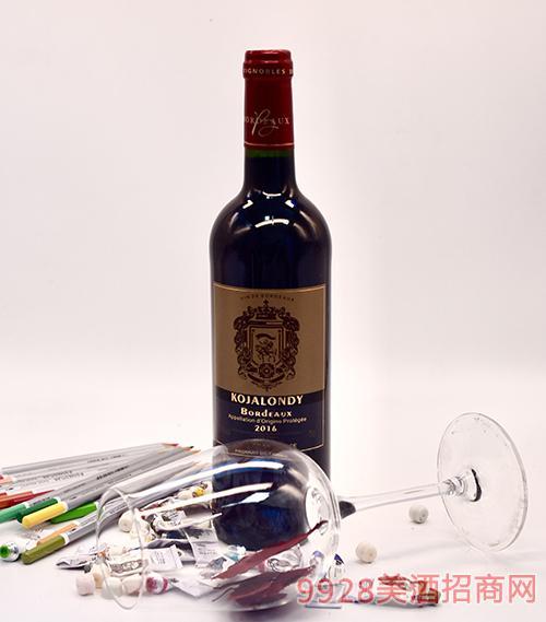 法��科佳隆蒂干�t葡萄酒