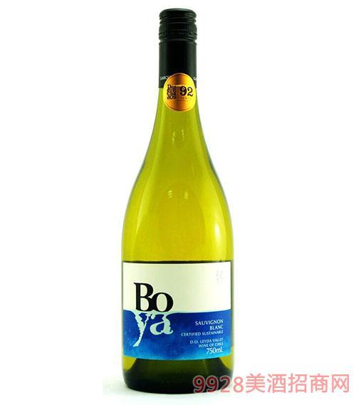 蓝色幻想副牌长相思干白葡萄酒