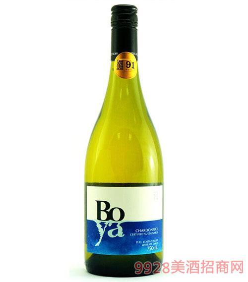 蓝色幻想副?#33889;?#22810;丽干白葡萄酒