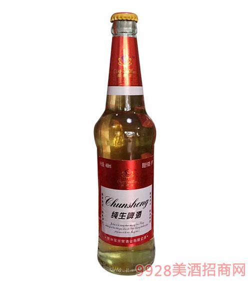 純生啤酒瓶裝500ml