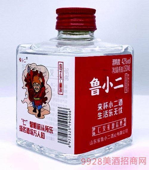 鲁小二酒·豹子头-林冲42度150ml