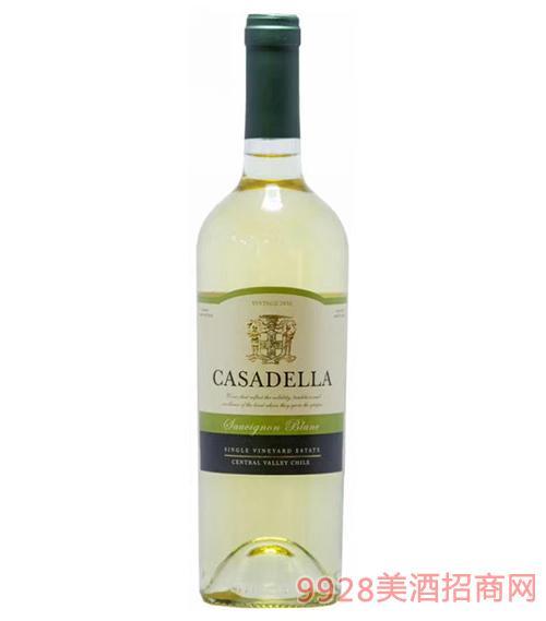 卡萨德拉经典长相思干白葡萄酒