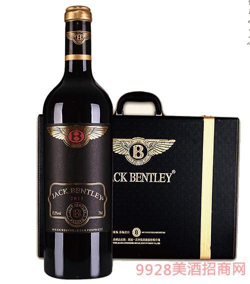 法国宾利爵卡优藏干红葡萄酒