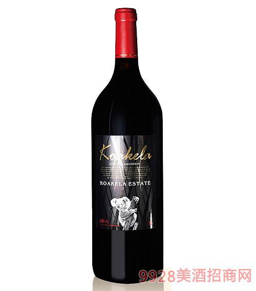 考可拉赤霞珠干紅葡萄酒14度3L