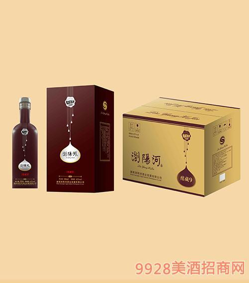 瀏陽河酒酩藏9