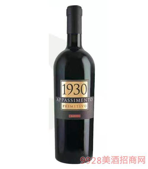 莫�R里�Z干�t葡萄酒13.5度750ml