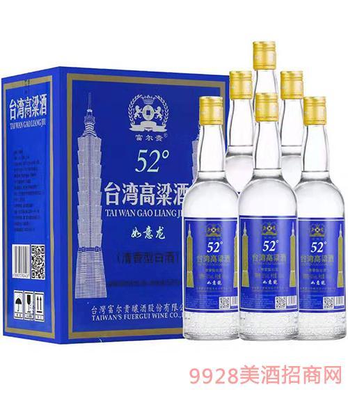 台湾高粱酒如意龙