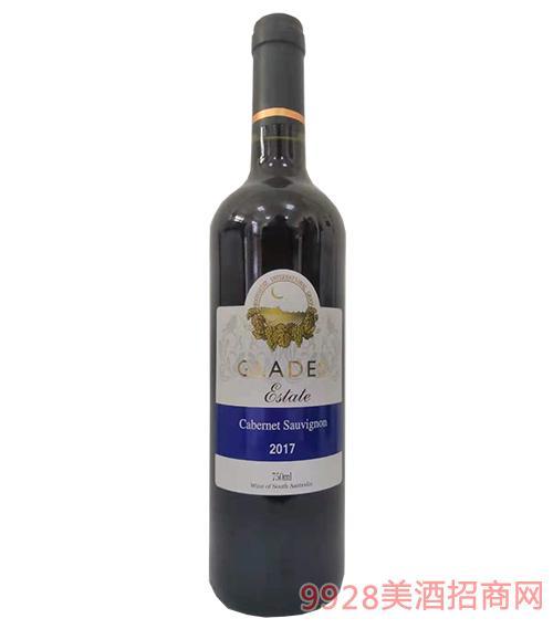 格雷茲莊園赤霞珠葡萄酒