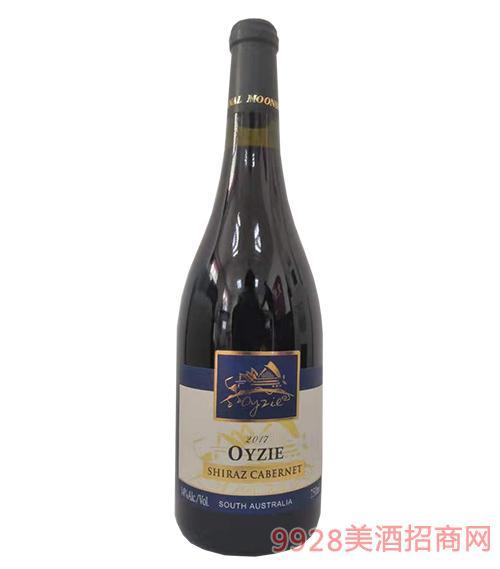 月光谷西拉葡萄酒